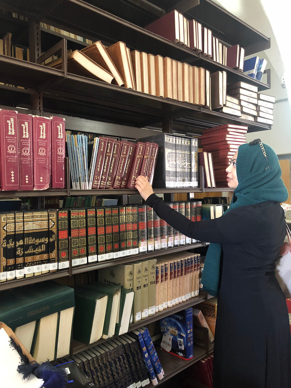 Aqsa Library Masjid Al Aqsa Palestine