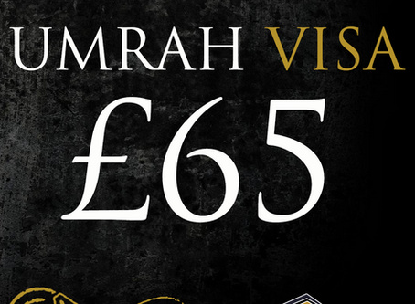 UMRAH VISA CHEAP AND CHEERFUL