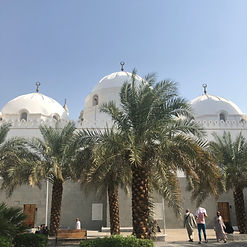 Masjid Quba outside 2 IBADAHTOURS.JPG