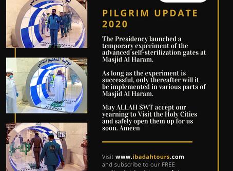 PILGRIM UPDATE MAY 2020