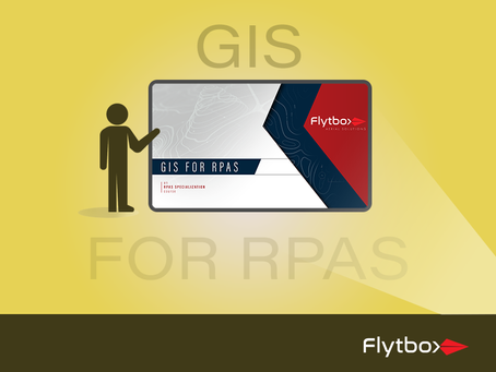 GIS for RPAS Operators