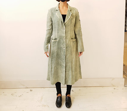 Hand Painted Coat