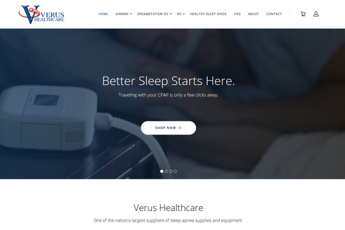 Verus Healthcare Shop