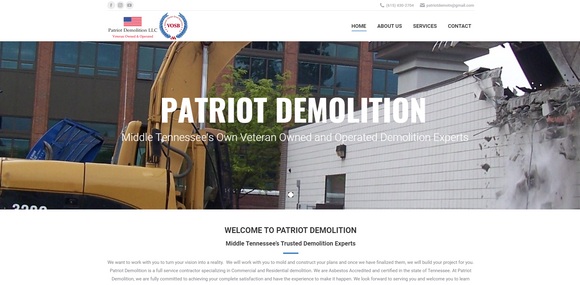 Patriot Demoloition