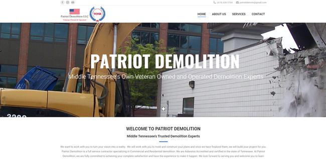 Patriot Demoloition