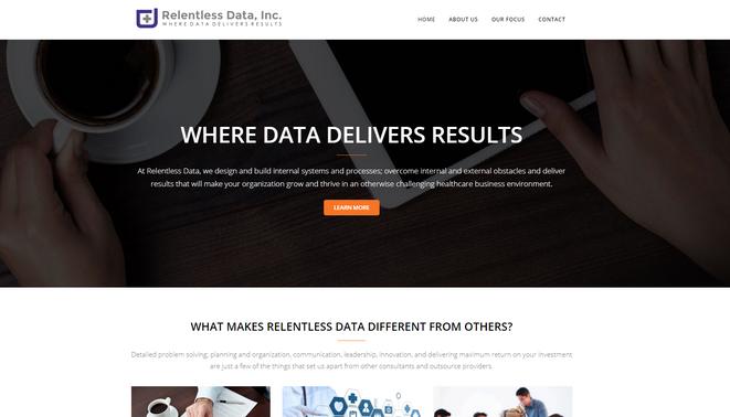 Relentless Data