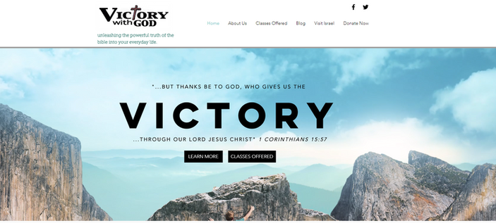 Victory with God