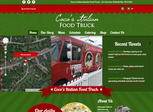 Coco's Italian Food Truck
