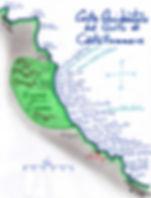la costa da castellammare del golfo a san vito