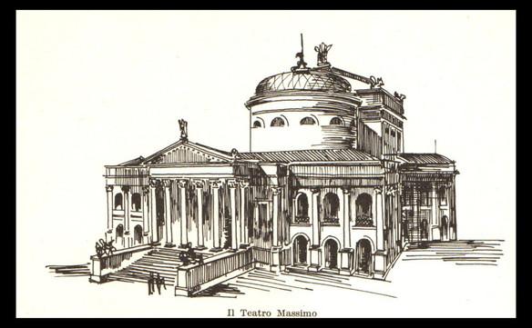 Il Teatro Massimo, Palermo