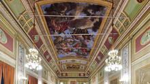 Notte reale a Palazzo dei Normanni, Palermo, il 29 Luglio