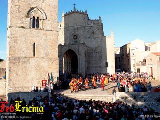 Festa FedEricina 2-5 Giugno a Erice