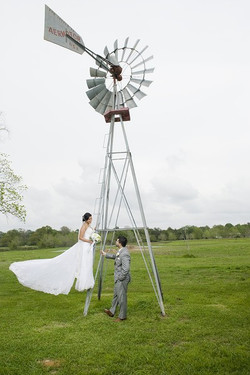 Couple on the Windmill