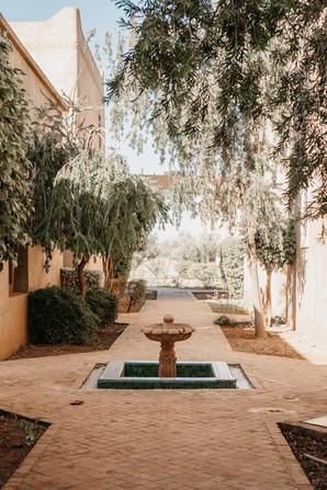 Detailsaufnahmen von unserem Riad