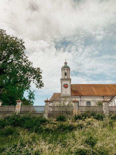kirchliche Trauung Kloster Holzen