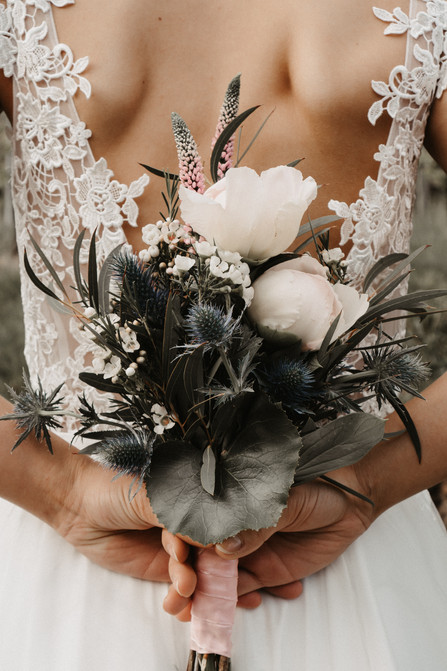 Brautstrauß Aufnahmen