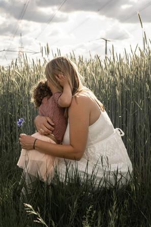 Mutter Tochter Aufnahmen