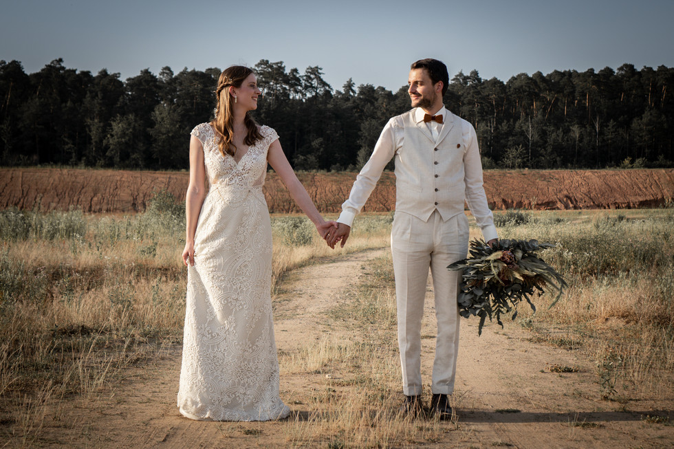 Hochzeit im Bohemian Style