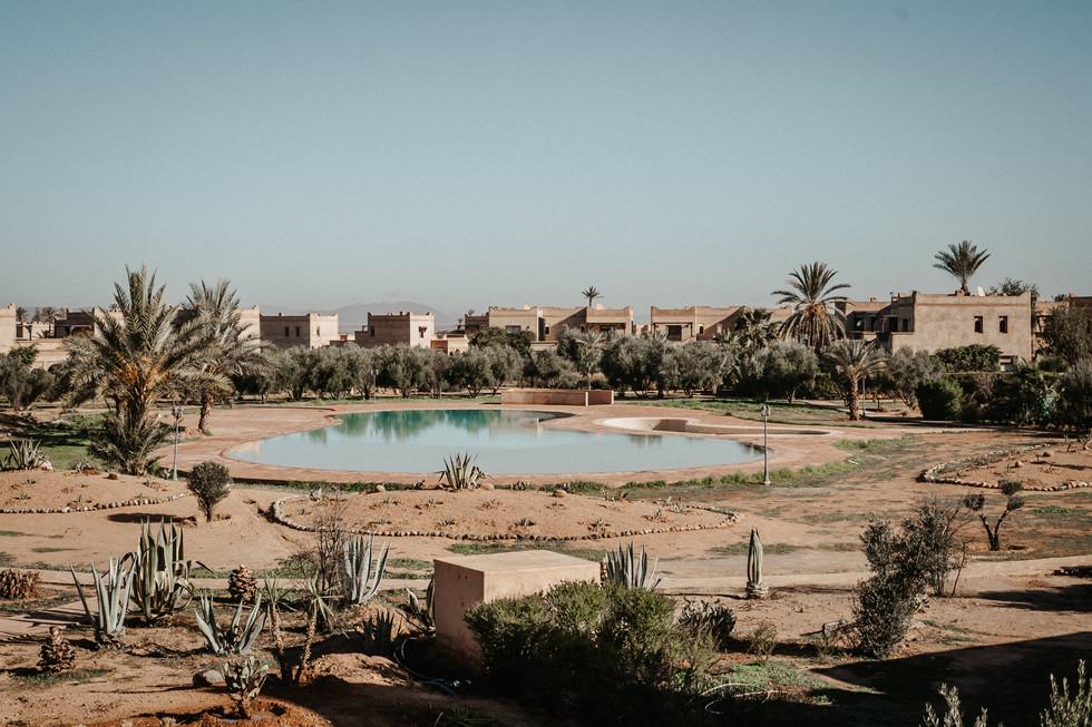 Marrakesch - Marokko