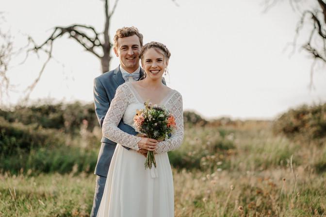 am Tag Eurer Hochzeit