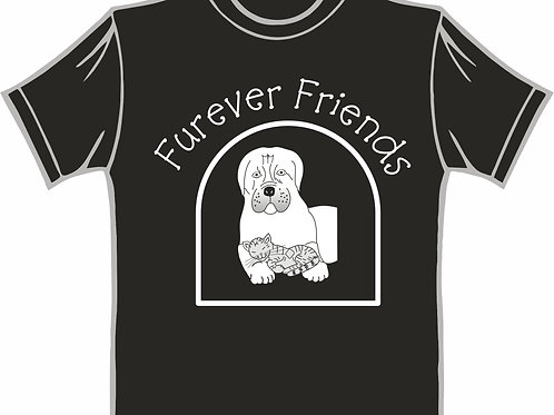 Furever Friends Tee (Children's)