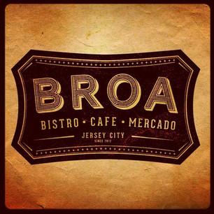 Broa Café - Doing it Old School