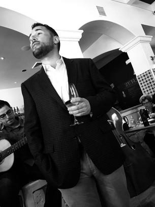 Fadista David Garcia - Palco da Vida