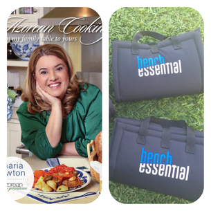 Win Maria's Azorean Cooking Book and Angela's BenchEssential!