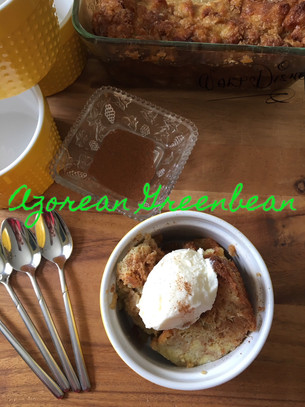 Malassada Bread Pudding? Yes, Please!