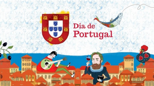 Feliz Dia de Portugal! Happy Father's Day! Let's Celebrate!