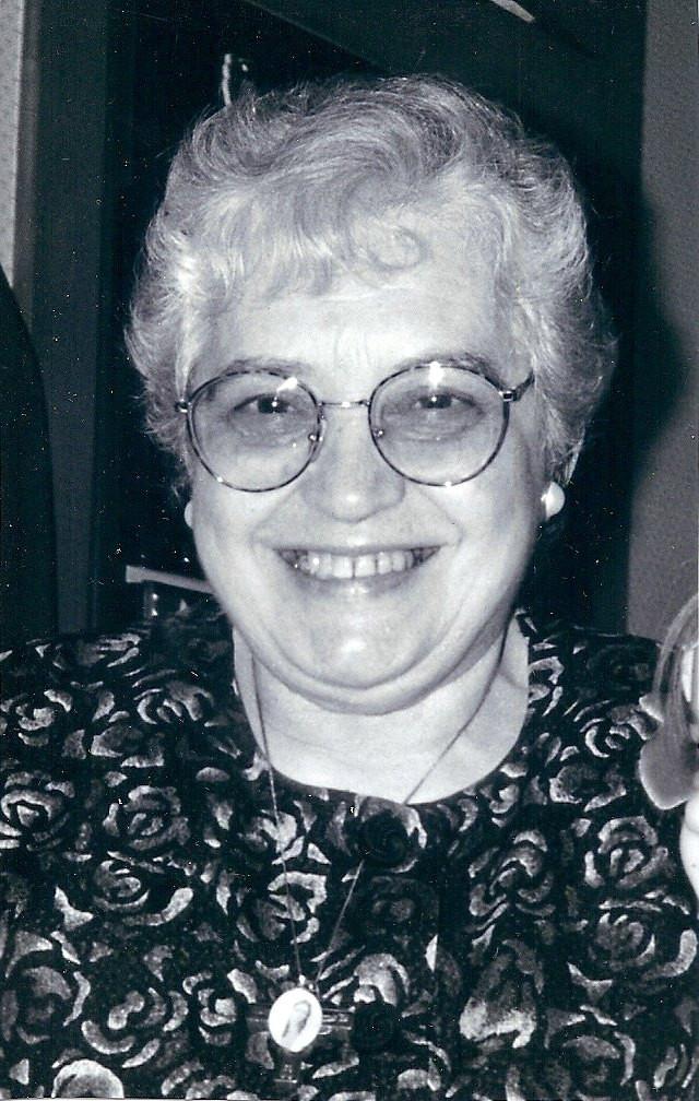 Maria's mom, Adelina