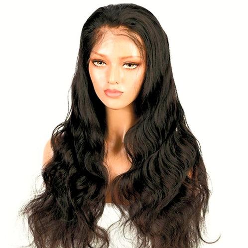 Grade 10A 360 Body Wave 150% Density Brazilian Wig
