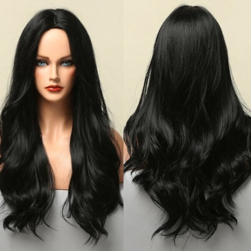 Long Wavy Synthetic Wigs