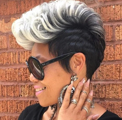 Pixie Cut Short Synthetic Wig