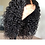 Thumbnail: Grade 10A Kinky Curly Human Hair 5x5 Invisible HD Lace Wigs 180% Density Wig