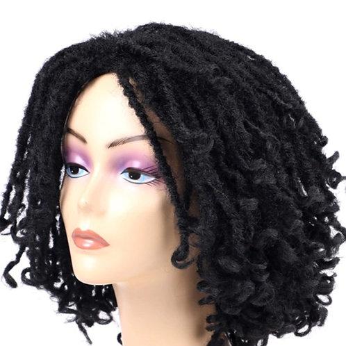 Crochet Dreadlock Twist  Synthetic Wigs