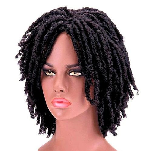 Soft Dreadlocks Crochet Twist Hair Synthetic Wigs