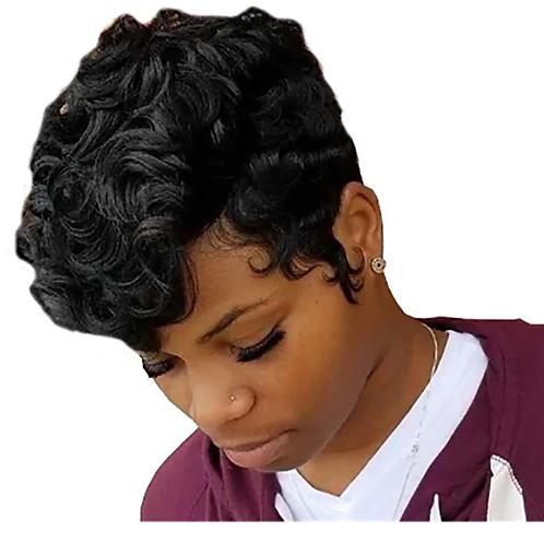 Short CurlySynthetic Wig