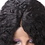 Thumbnail: Kinky Fluffy Synthetic Lace Front Wig Heat Resistant Fiber