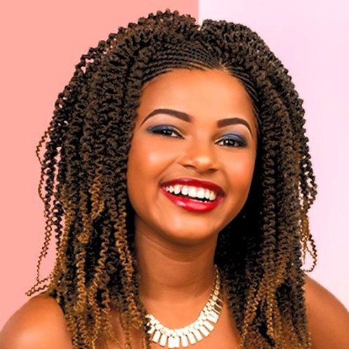Darling Afro Kinky Bulk