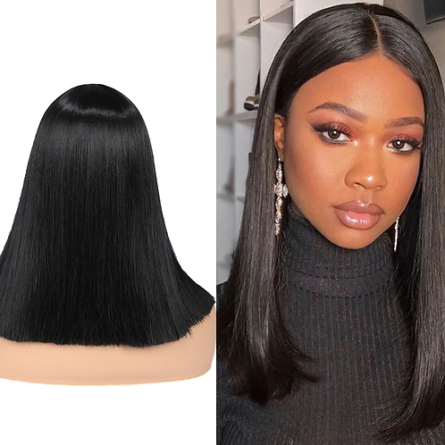 Straight Short Synthetic Wigs