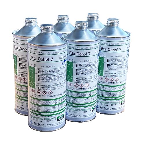 エタコール7 1L×6本 三協化学