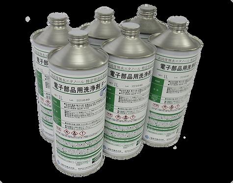 電子部品洗浄剤F-1 エタノール濃度99.5%