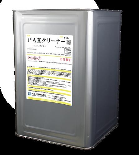 PAKクリーナー 16L 一斗缶