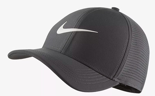 Nike 2018 Aerobill Classic 99 Tour Perforated Fitted Men's Cap Hat