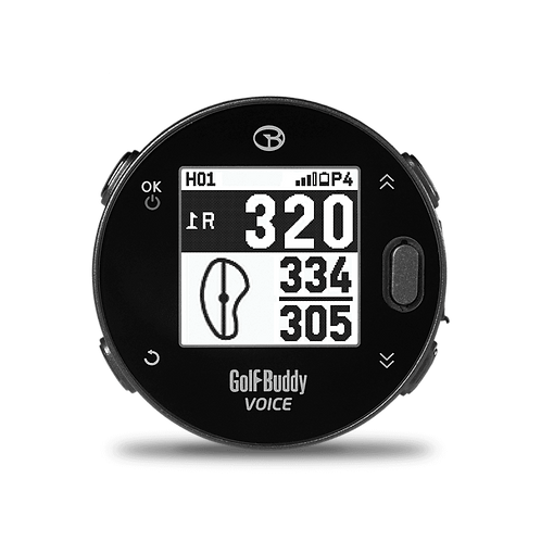 GolfBuddy Voice X Golf Smart Talking Golf GPS Unit