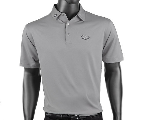 Scotty Cameron Peter Millar Laurel Crown Short Sleeve, Shadow