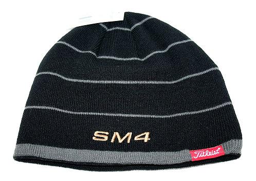 Titleist Vokey Limited Release Winter Beanie Acrylic SM4 Hat, Black