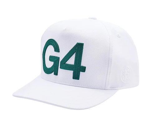 G/Fore G4 Snapback Hat, Snow