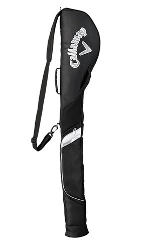 Callaway Japan Collapsible Club Case Golf Range Bag, Black